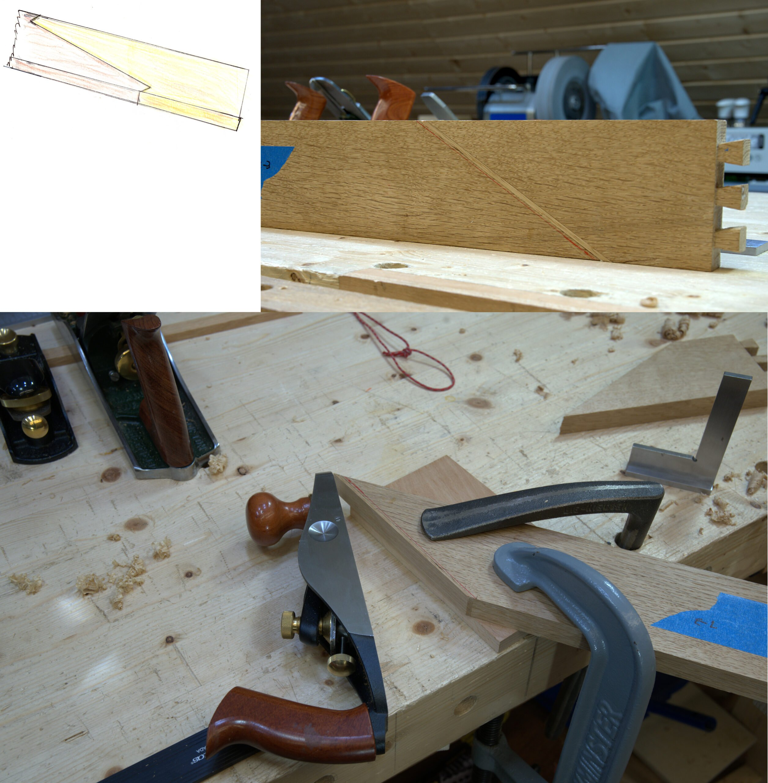 Scarf Joints 1