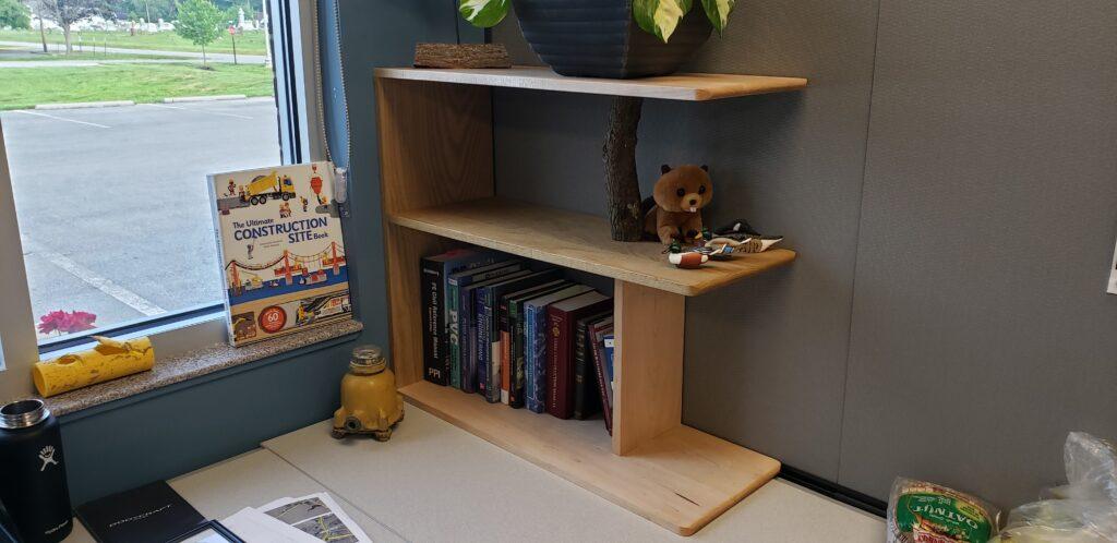 Bookshelf by Jon Foreman