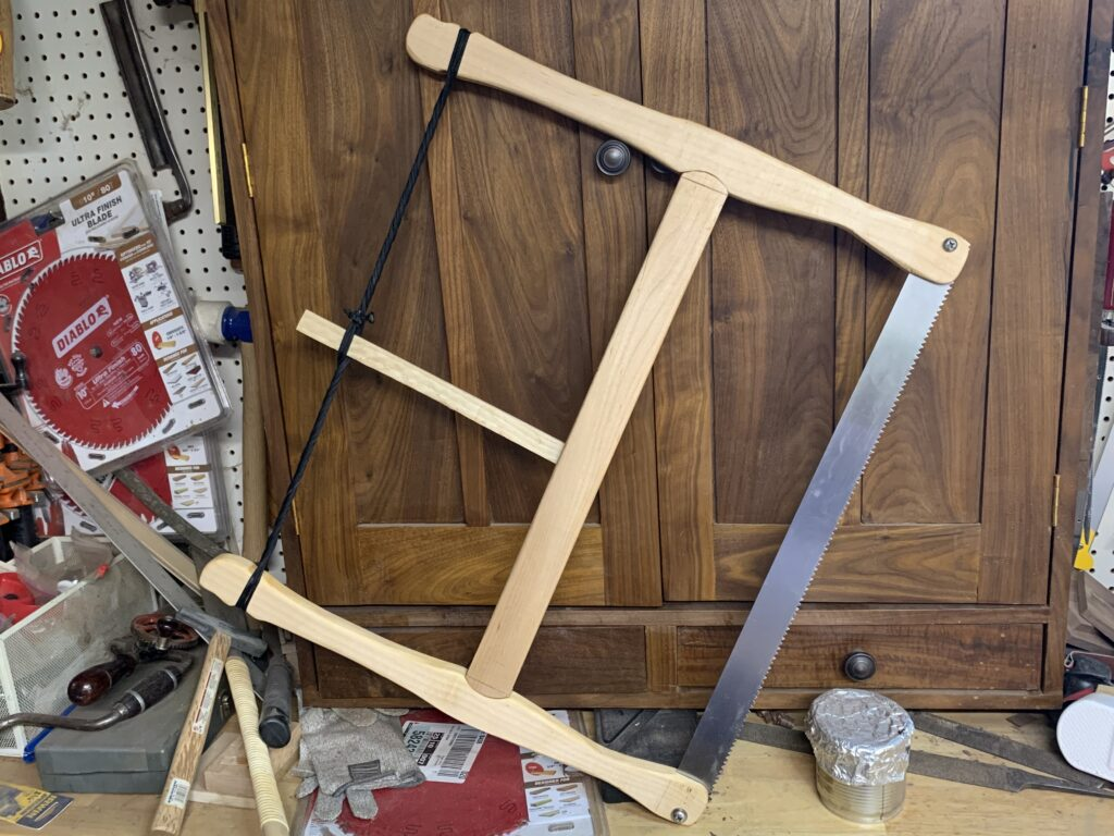 Frame Saw by Farris purviance