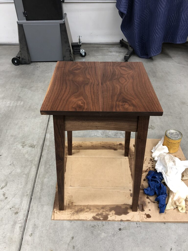 Occasional Table by Colby Campbell