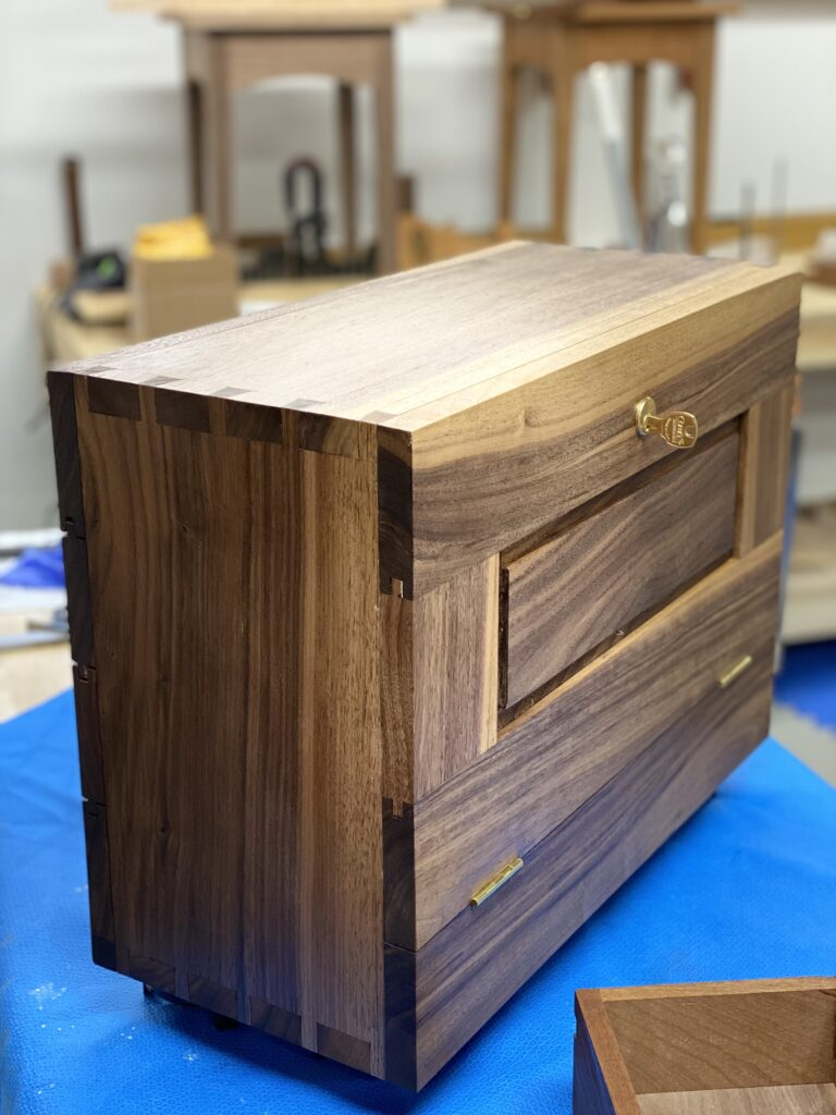 Tool Chest by Nancy McCorry
