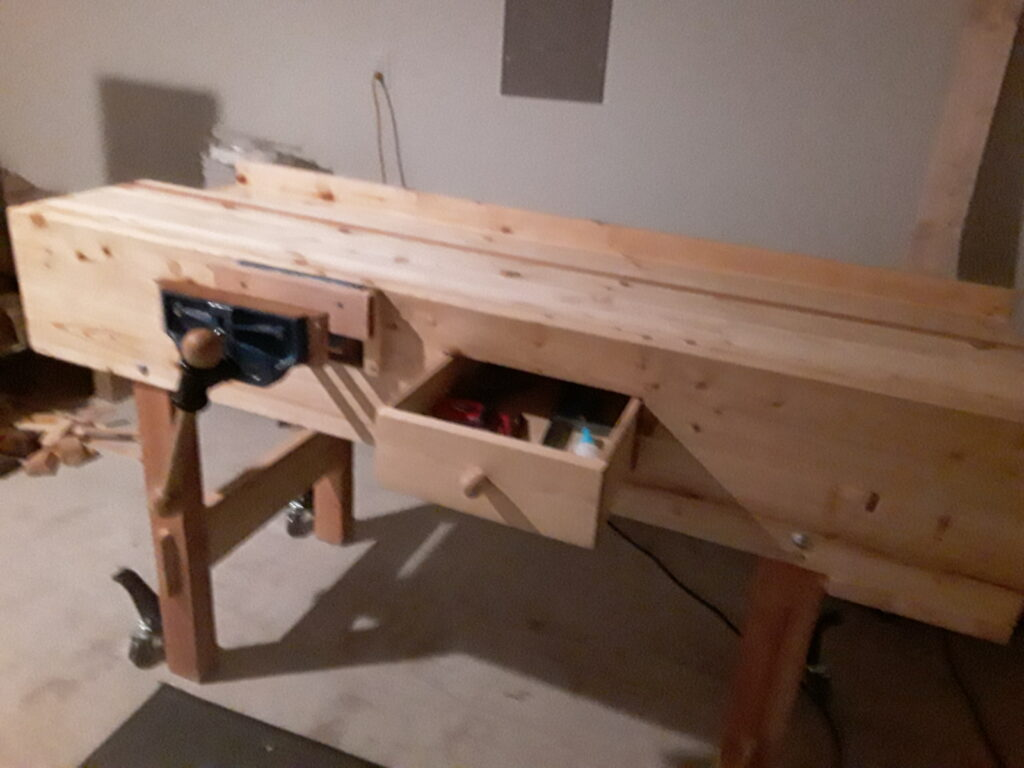 Workbench by James Taylor