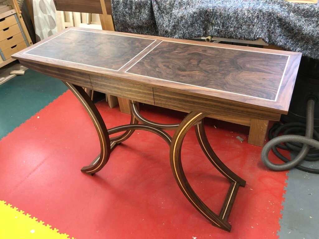 Console Table by Paul Husselbee