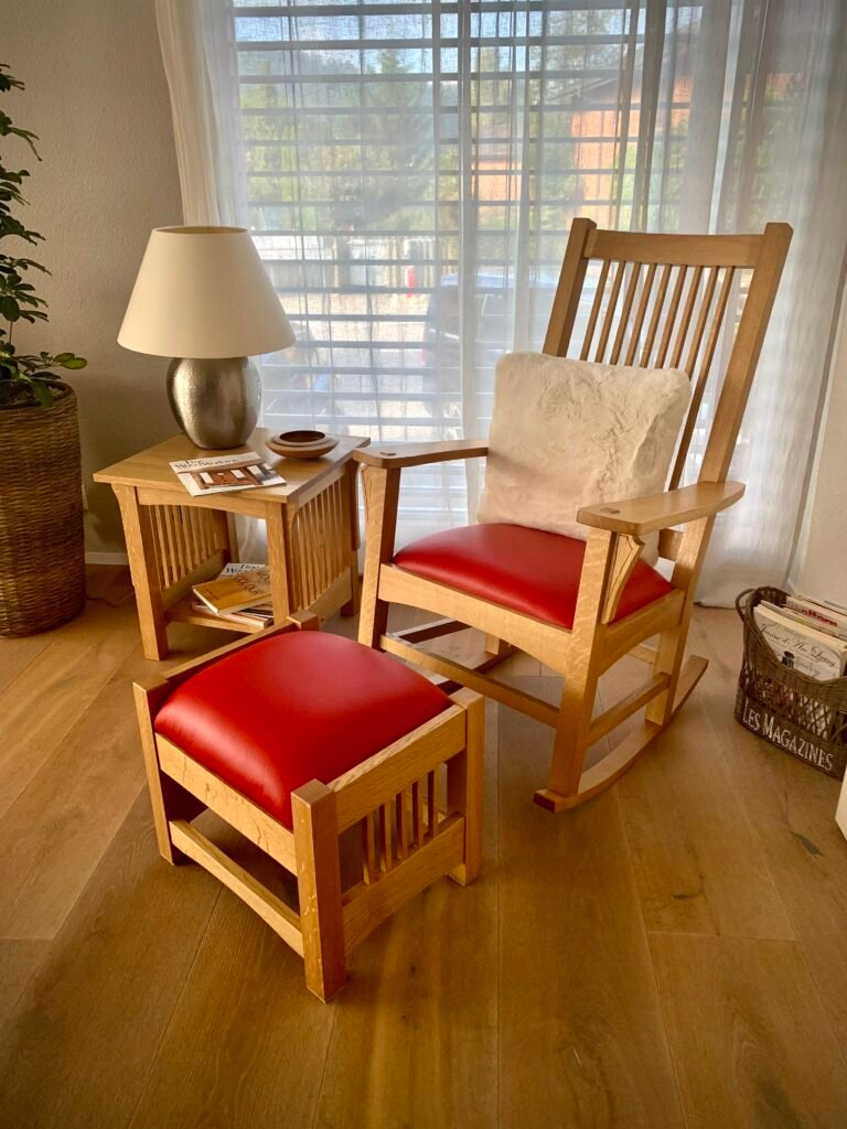 Rocking Chair by Johnnylew