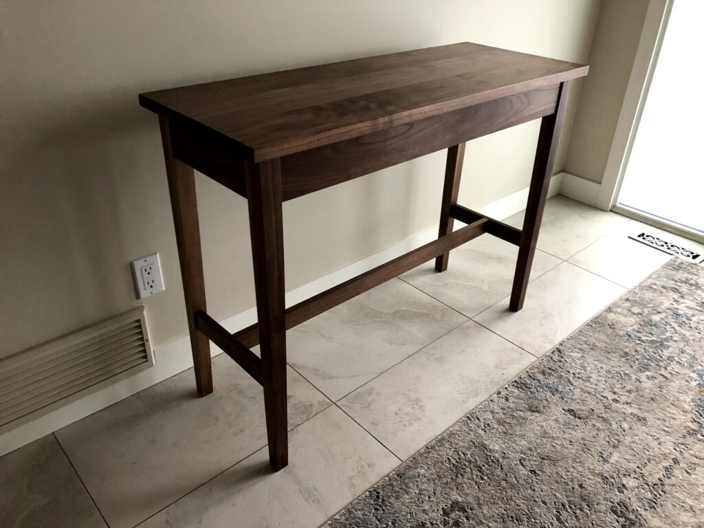 Sofa Table by Peter Marshall